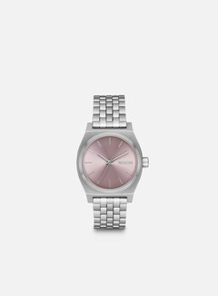 Nixon - Medium Time Teller, Silver/ Pale Lavender