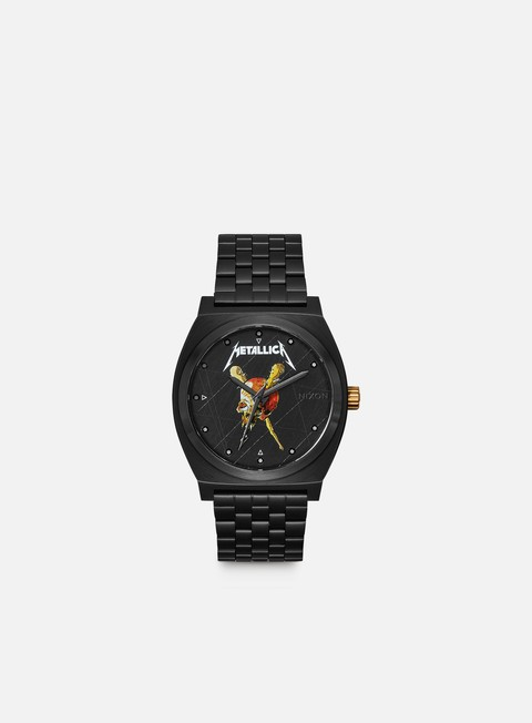 Watches Nixon Metallica Time Teller