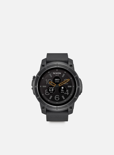 accessori nixon mission all black
