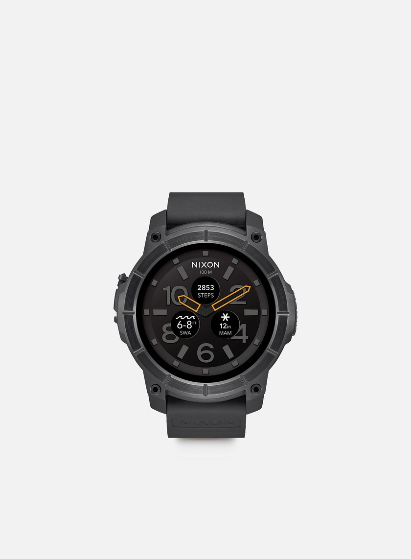 Nixon - Mission, All Black