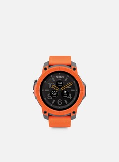 Nixon - Mission, Orange/Grey/Black
