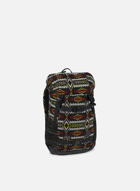 accessori nixon pendleton landlock backpack se ii midnight eyes