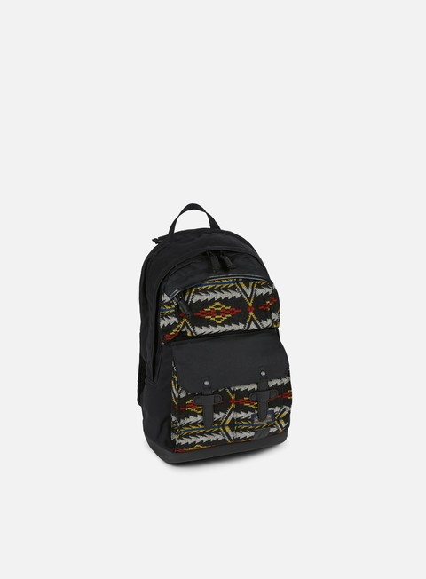 accessori nixon pendleton west port backpack midnight eyes