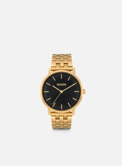 Nixon - Porter, All Gold/Black Sunray