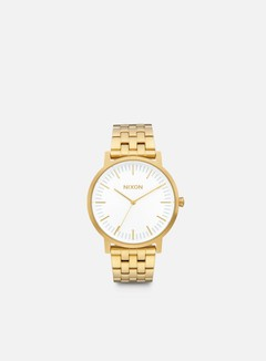 Nixon - Porter, All Gold/White Sunray 1