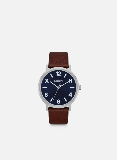 Watches Nixon Porter Leather