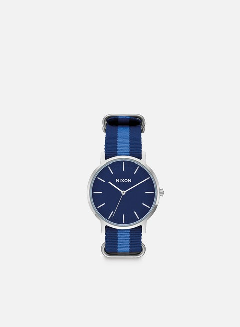 Sale Outlet Watches Nixon Porter Nylon