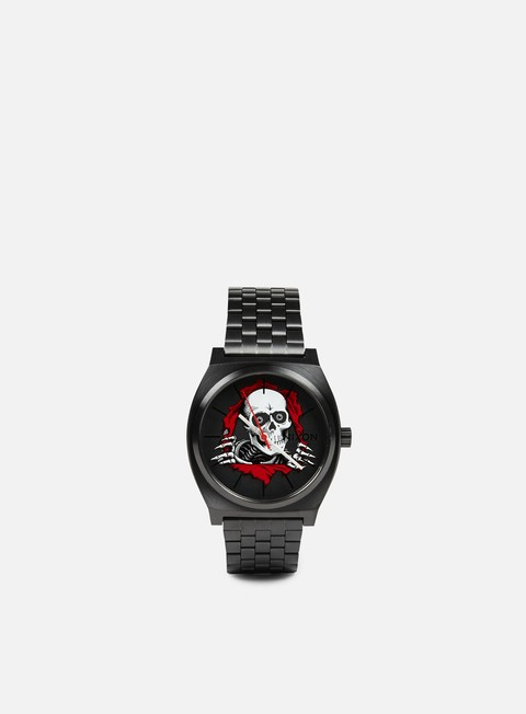 accessori nixon powell peralta time teller ripper black