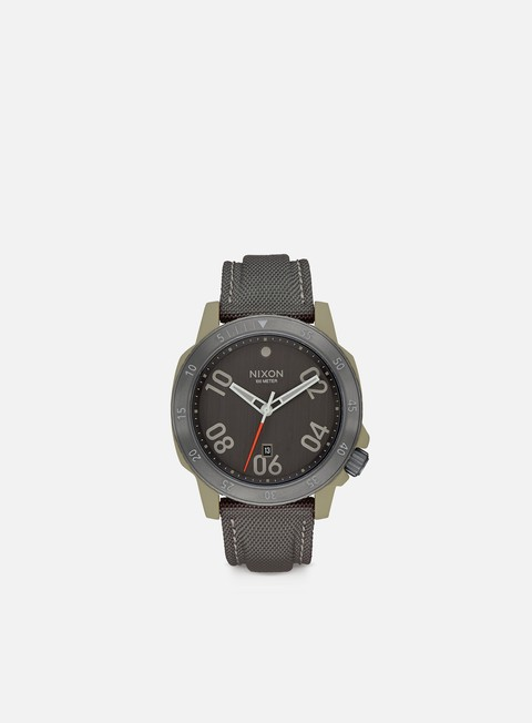 Sale Outlet Watches Nixon Ranger Nylon