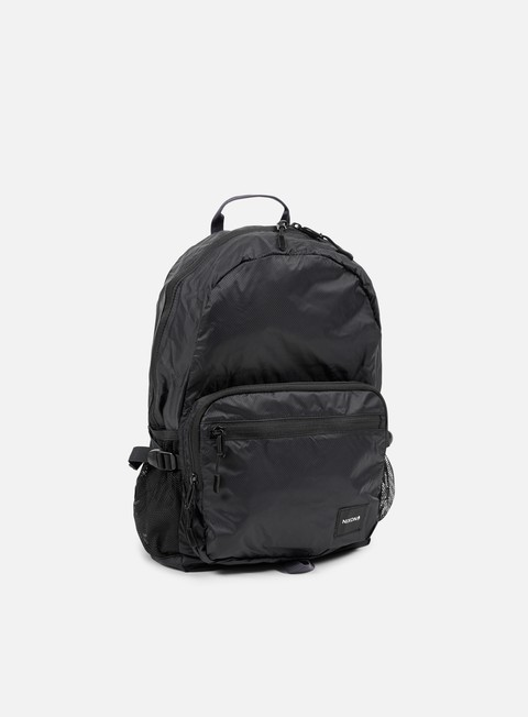 accessori nixon remote backpack black