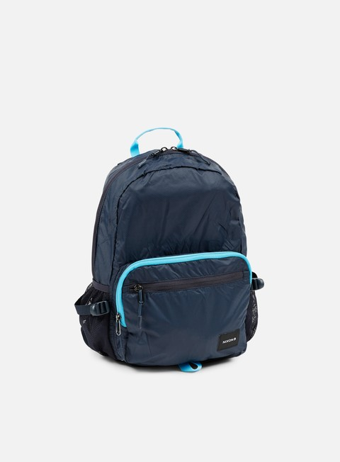 accessori nixon remote backpack navy
