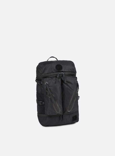accessori nixon scripps backpack all black