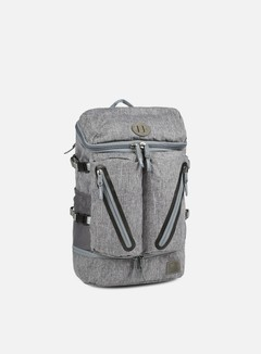 Nixon - Scripps Backpack, Black Wash 1