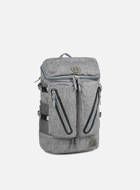 accessori nixon scripps backpack black wash