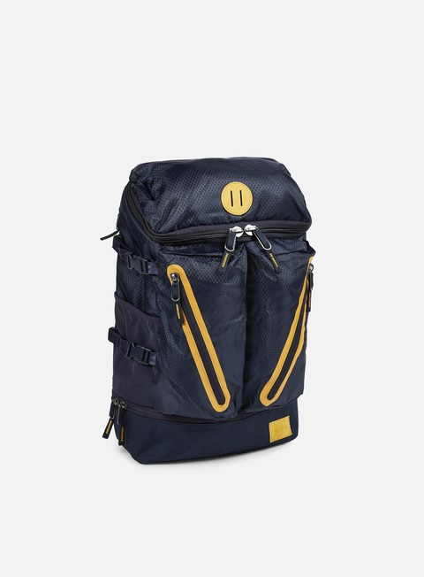 accessori nixon scripps backpack navy navy