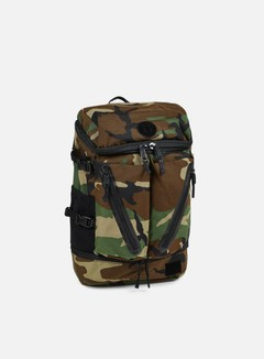 Nixon - Scripps Backpack, Woodland Camo 1