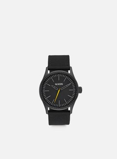 Nixon - Sentry 38 Nylon, All Black