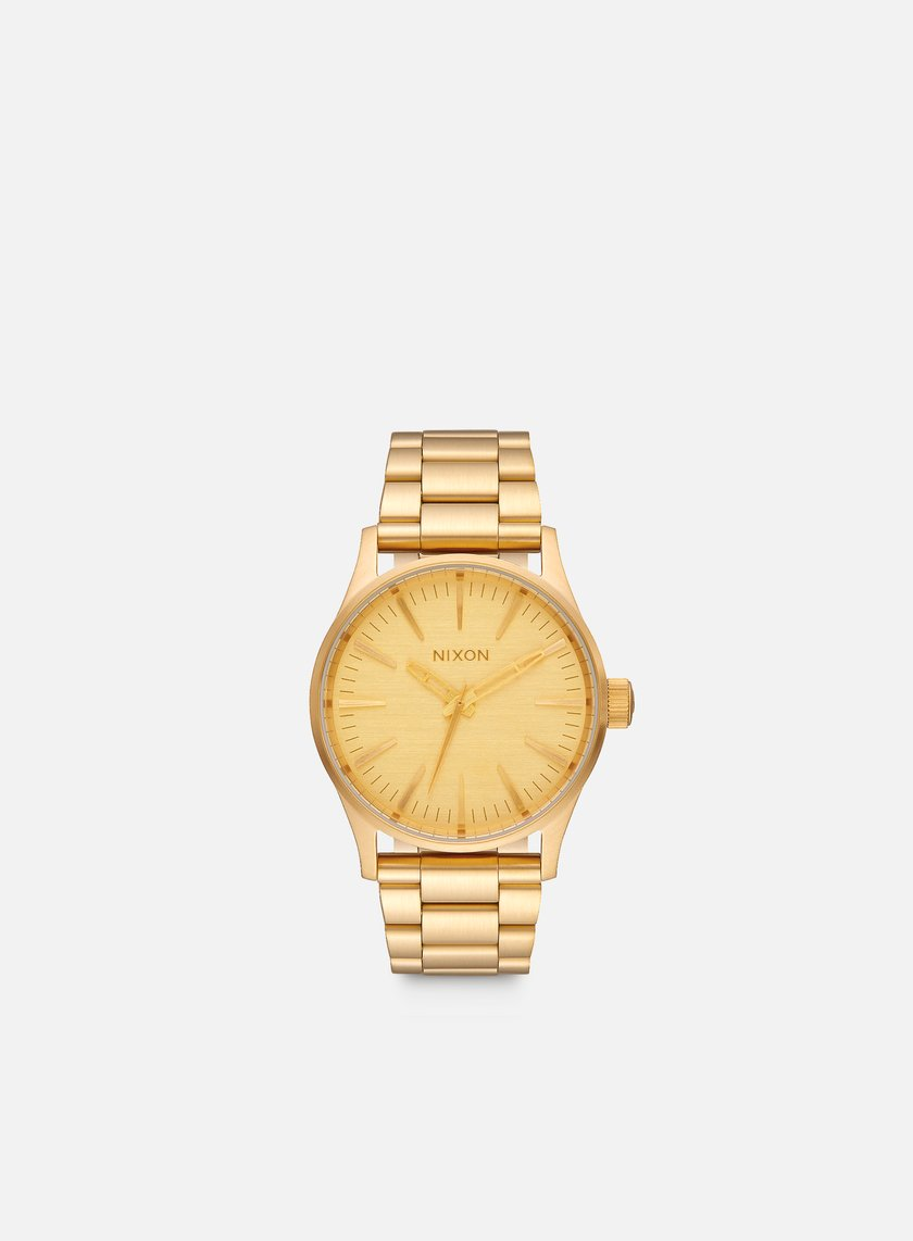 Nixon - Sentry 38 SS, All Gold