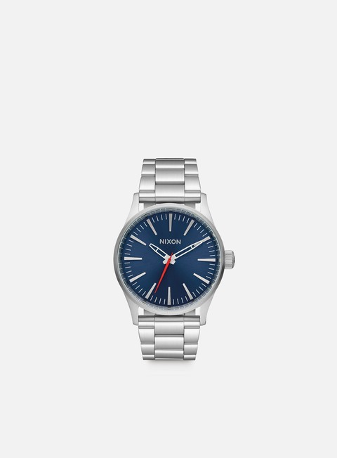 accessori nixon sentry 38 ss blue sunray