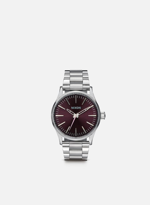 accessori nixon sentry 38 ss plum