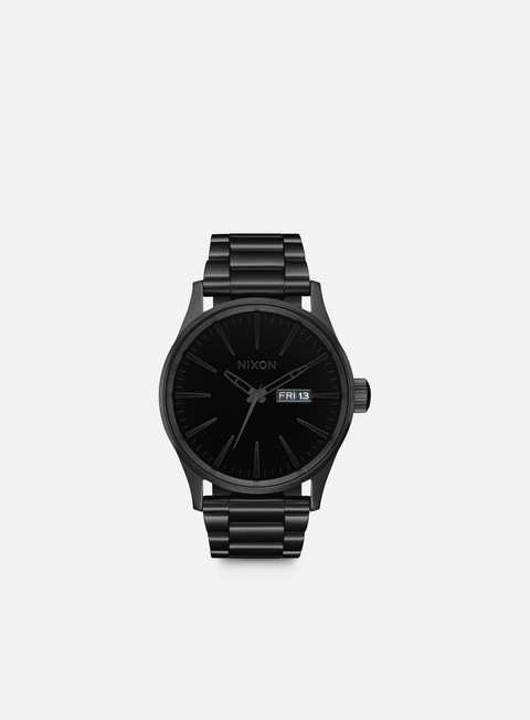 accessori nixon sentry ss all black black