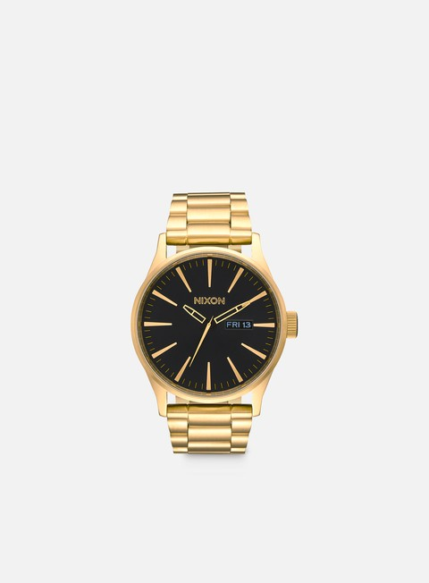 accessori nixon sentry ss all gold black
