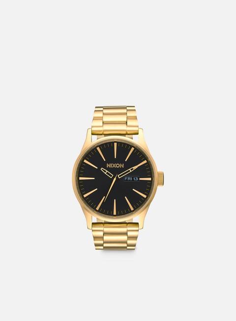 accessori nixon sentry ss all gold black