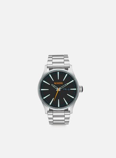 Nixon - Sentry SS, Black/Multi 1