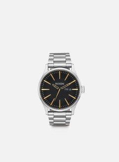 Nixon - Sentry SS, Black Stamped/Gold 1
