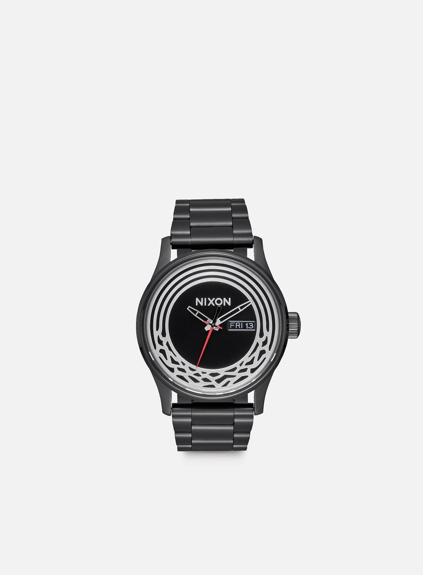 Nixon - Sentry SS Star Wars, Kylo Black