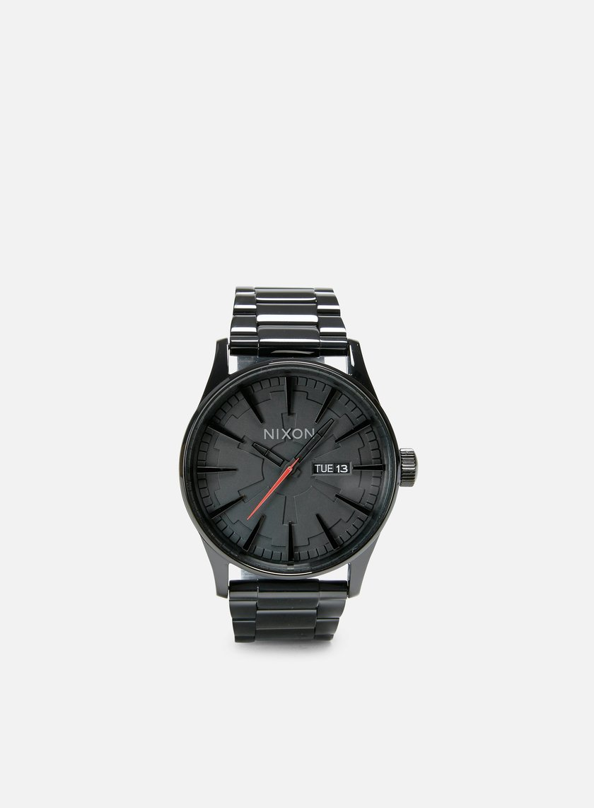 Nixon - Sentry SS Star Wars, Vader Black