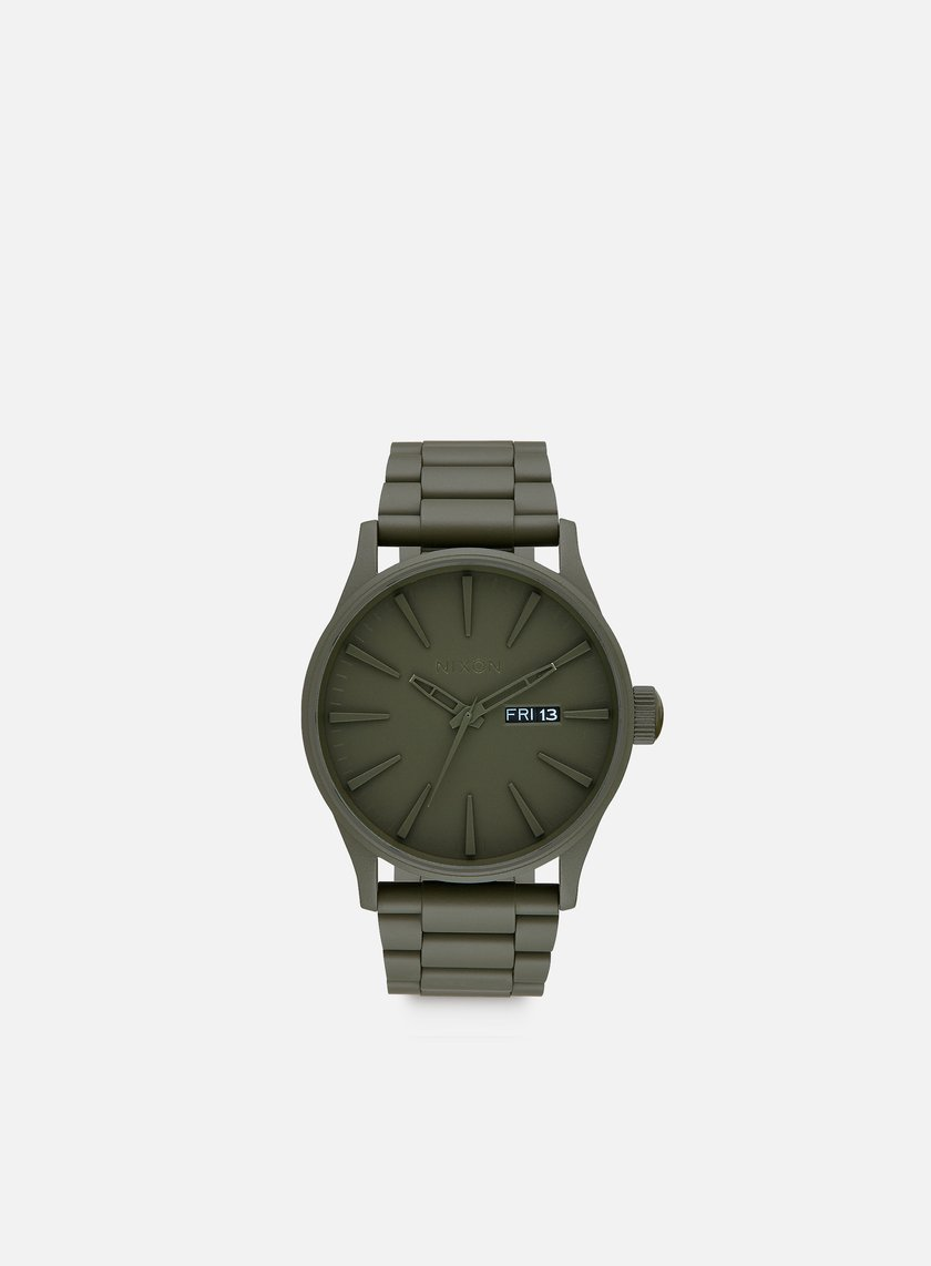 Nixon - Sentry SS, Surplus Cerakote