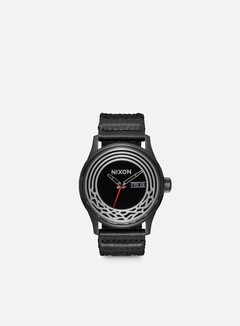 Nixon - Sentry Woven Star Wars, Kylo Black 1