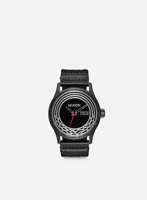 accessori nixon sentry woven star wars kylo black