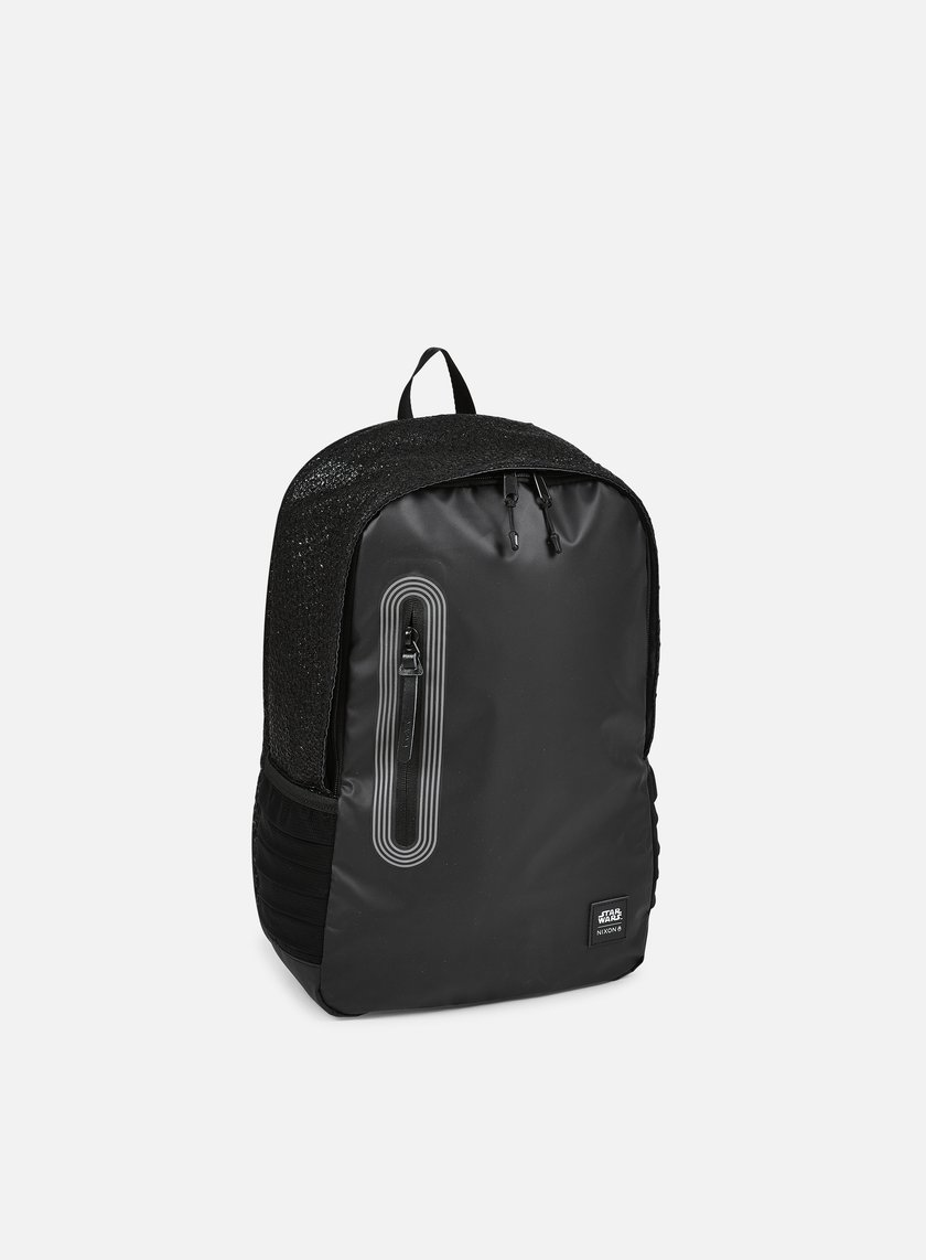 Nixon - Smith Backpack Star Wars, Kylo Black
