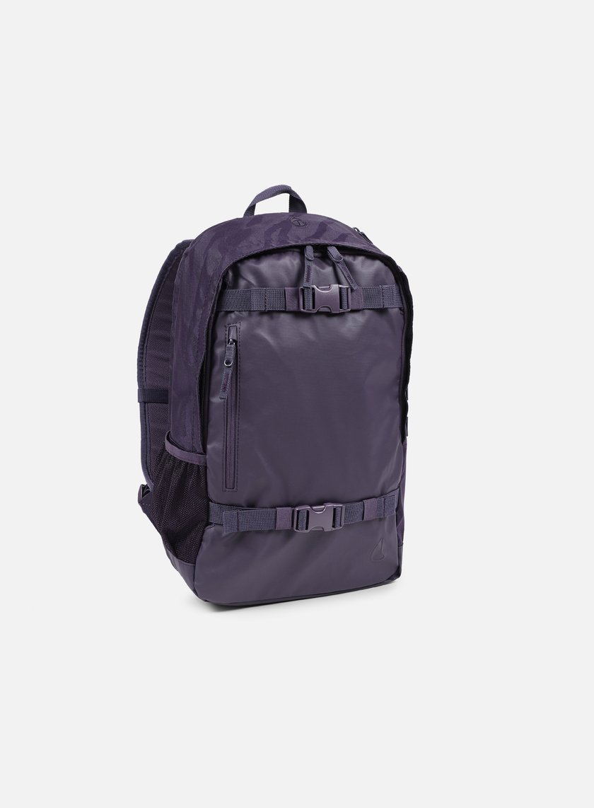 Nixon - Smith Skatepack, Deep Purple