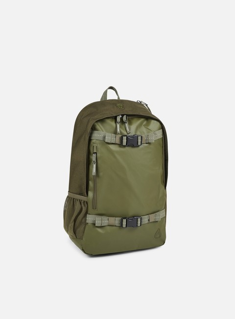 accessori nixon smith skatepack olive