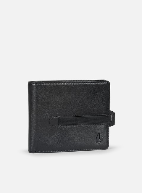 Sale Outlet Wallets Nixon Spire II Bi-Fold Wallet