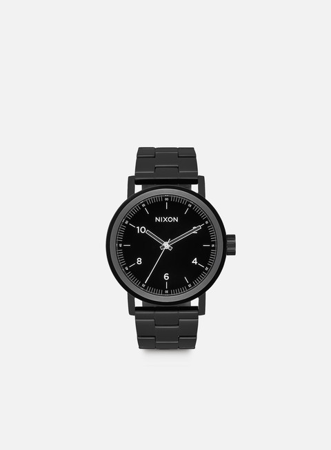 accessori nixon stark all black white