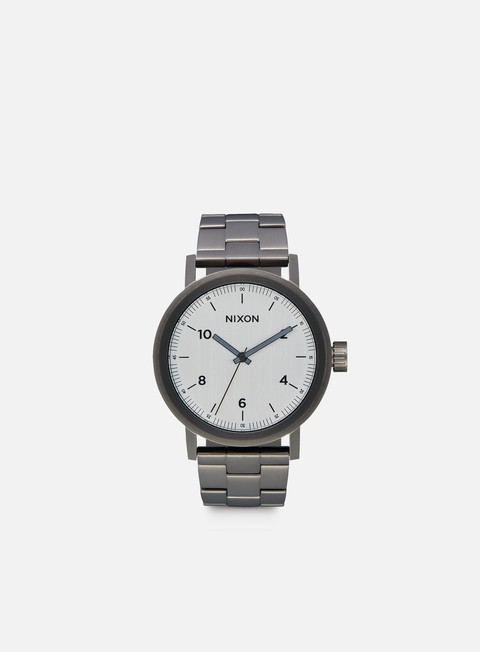 accessori nixon stark all gunmetal silver