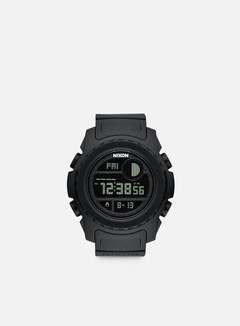 Nixon - Super Unit, All Black