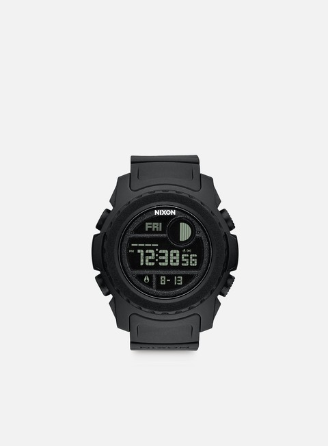 accessori nixon super unit all black