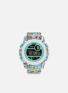 Nixon - Super Unit, Beach Drifter LTD