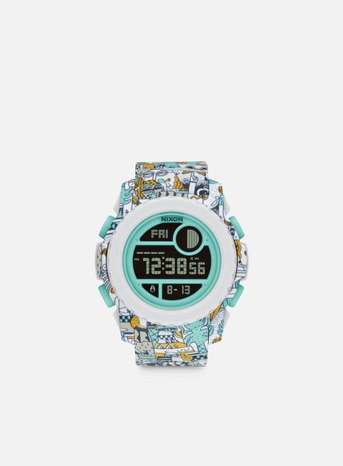accessori nixon super unit beach drifter ltd