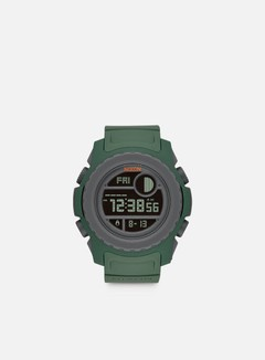 Nixon - Super Unit, Surplus/Grey/Orange 1
