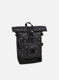 Nixon - Swamis Backpack, Black/White
