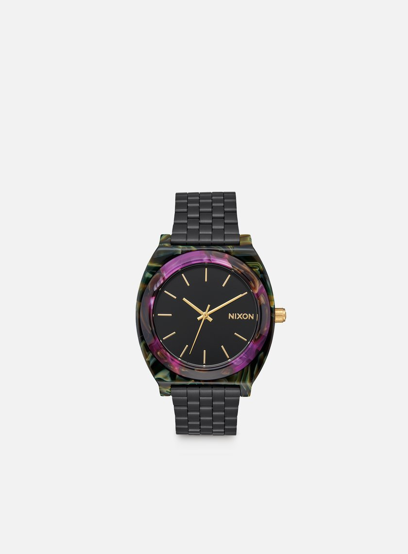 Nixon - Time Teller Acetate, Multi/Black