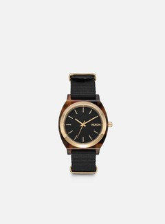 Nixon - Time Teller Acetate, Tortoise/Black