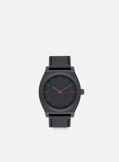 Nixon - Time Teller, All Black/Stamped