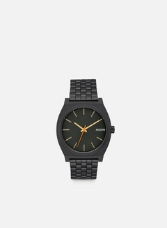 Nixon - Time Teller, All Black/Surplus